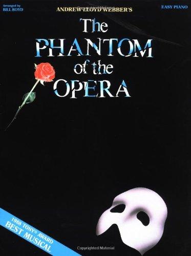 9780793526994: Phantom of the Opera (Order No. Hl00366003)