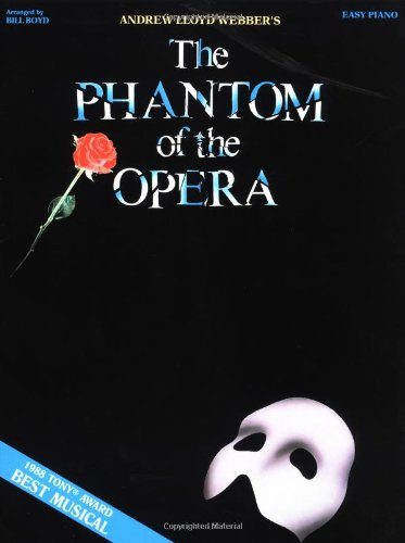 9780793526994: Phantom of the Opera (Easy Piano)