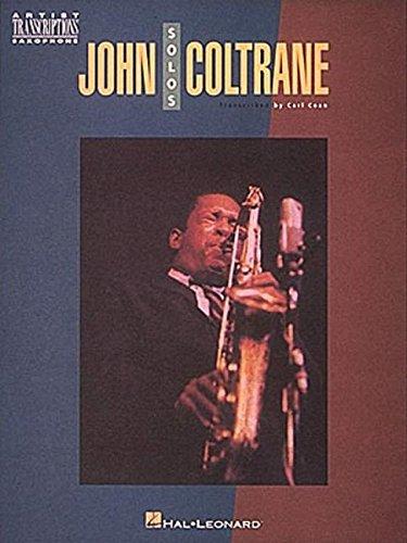 9780793527007: John Coltrane Solos: Soprano and Tenor Saxophone