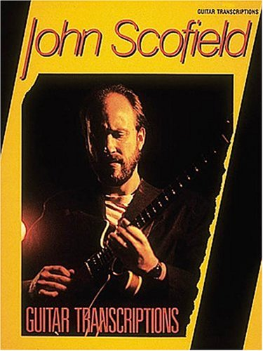 9780793527144: John Scofield Guitar Transcriptions