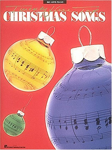 Top Christmas Songs.9780793527298 25 Top Christmas Songs Abebooks 0793527295