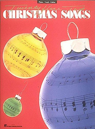 9780793527380: Twenty Five Top Christmas Songs (Piano, Vocal, Guitar)