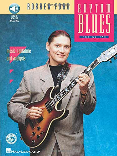 9780793527540: Robben Ford - Rhythm Blues: Reh Book/Audio Pack (Red Hotline Series)