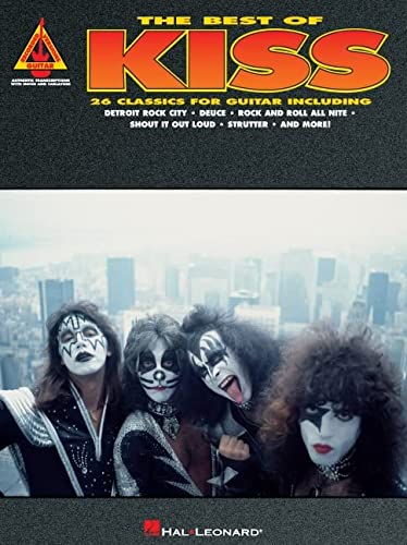9780793527922: The Best of Kiss (Guitar Recorded Version)