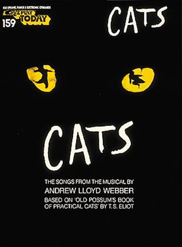 9780793528066: Cats: The Songs from The Musical (Ez Play Today, Vol. 159)