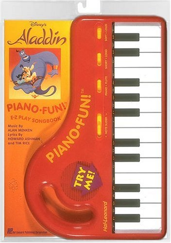 9780793528097: Aladdin (Piano-Fun!)