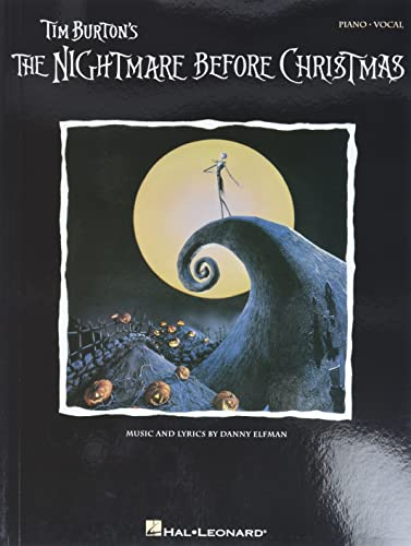 9780793528271: Tim Burton: The Nightmare Before Christmas: Piano/Vocal (Piano Vocal Series)
