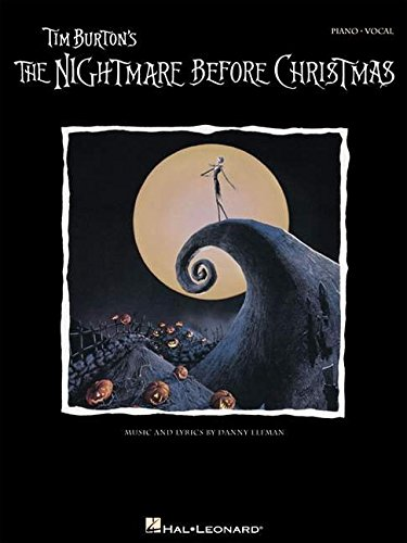 9780793528271: Tim Burton's Nightmare Before Christmas