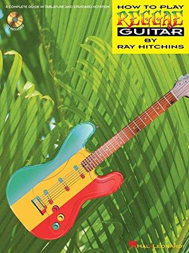9780793528431: How To Play Reggae Guitar (CD Pak)