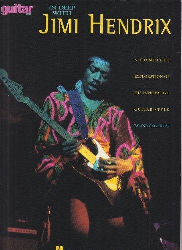 9780793528660: In Deep with Jimi Hendrix: (Guitar School)