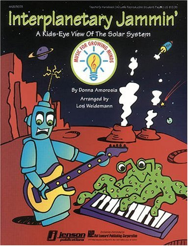 9780793528936: Interplanetary Jammin' - A Kids-Eye View of the Solar System (Collection)
