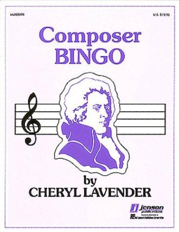 9780793529056: Composer Bingo