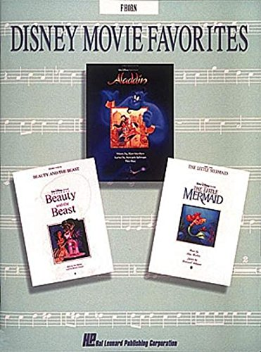 9780793529315: DISNEY MOVIE FAVORITES FRENCH HORN