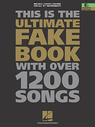 9780793529407: The Ultimate Fake Book: E-flat Edition (Fake Books)