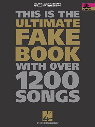 9780793529414: The Ultimate Fake Book: B-Flat Edition (Fake Books)