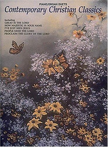 9780793529681: Contemporary Christian Classics: Piano/Organ Duets (Organ Folio)