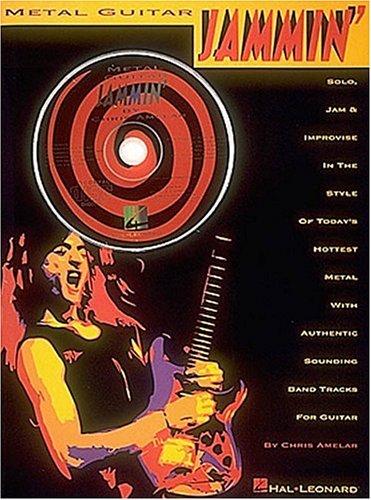 9780793529964: Metal Guitar Jammin'