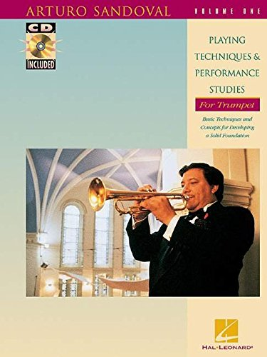 9780793530304: Playing Techniques and Performance Studies for Trumpet, Vol. 1