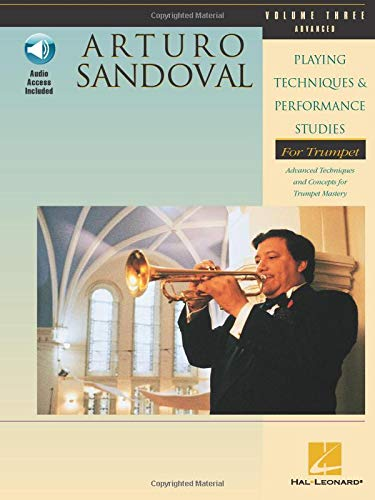 9780793530342: Playing Techniques and Performance Studies for Trumpet: Advanced Techniques and Concepts for Trumpet Mastery: 3