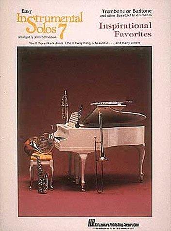 9780793531653: Inspirational Favorites For Trombone or Baritone