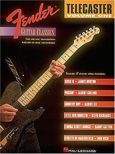 9780793531875: Telecaster, Volume 1 (Fender Guitar Classics series)