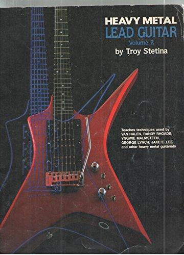 9780793532124: 2: Metal Lead Guitar