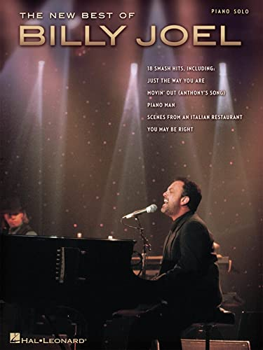 9780793532438: The New Best of Billy Joel (Piano Solo)