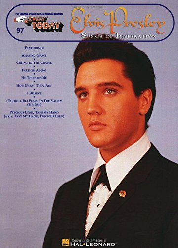 9780793532728: Elvis Presley - Songs of Inspiration: E-Z Play Today Volume 97
