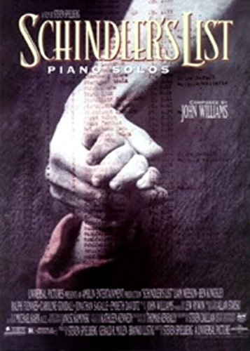 9780793532773: Schindler's List Piano Solos