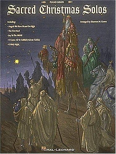 9780793533114: Sacred Christmas Solos: Piano Solo (Vol 4)