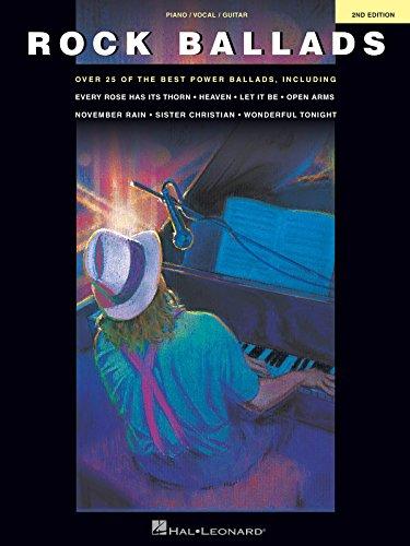 Rock Ballads 2nd Edition: HAL LEONARD CORPORATION