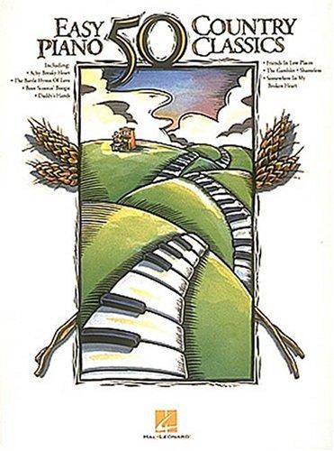 9780793533336: 50 Easy Piano Country Classics