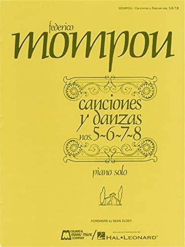 9780793533404: Canciones Y Danzas: Nos. 5, 6, 7, 8