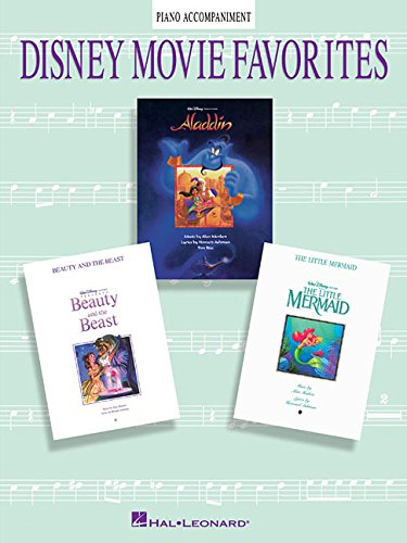 9780793533466: Disney Movie Favorites Instrumental Solo Piano Accompaniment