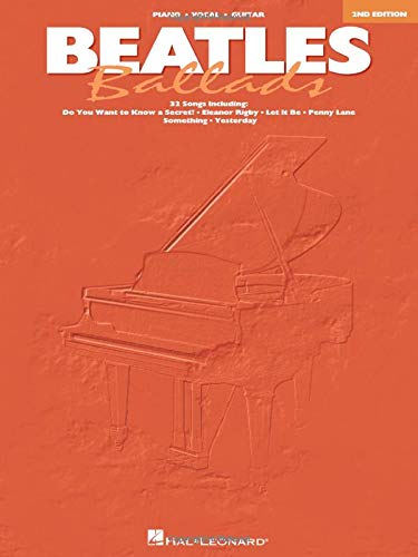 9780793533510: Beatles Ballads 2nd Edition Pvg
