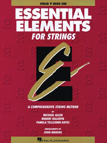9780793533596: Essential elements for strings book 1 violon