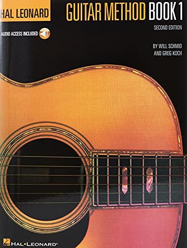 9780793533923: Hal Leonard Guitar Method Book 1: Bk/Online Audio