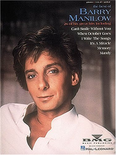 The Best Of Barry Manilow (0793534232) by Barry Manilow