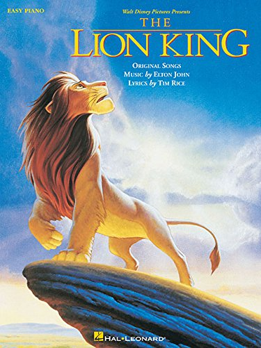 9780793534722: The Lion King: Easy Piano