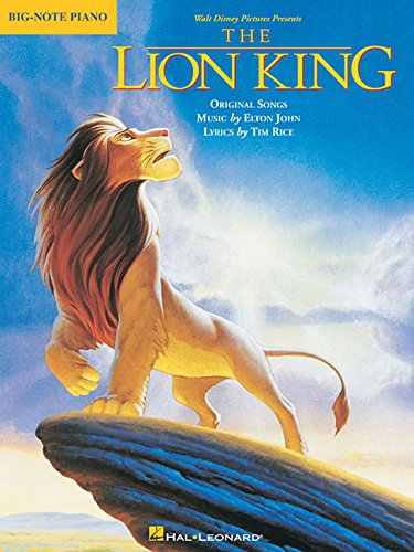 9780793534739: The Lion King