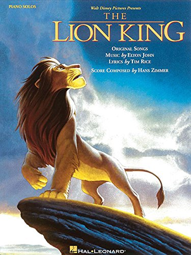 9780793534753: The Lion King (Piano Solo Songbook)