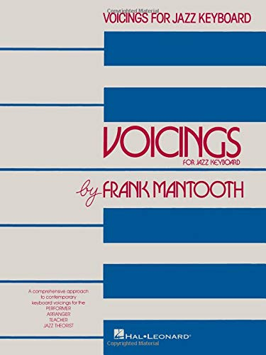9780793534852: Voicings for jazz keyboard piano
