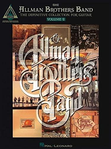 9780793535088: The Allman Brothers Band: Ultimate Guitar Collection Akknab Britgers Band: 2