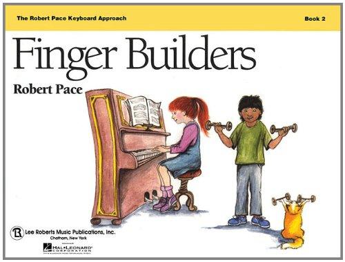 FINGER BUILDERS BOOK 2 REVISED THE ROBERT