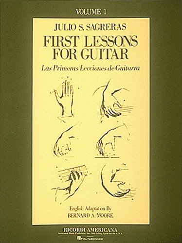 First Lesson for Guitar, Volume 1/Las Primeras