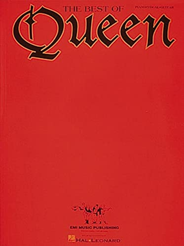 9780793535897: The Best Of Queen (PVG)