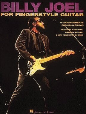 9780793536122: Billy Joel: For Fingerstyle Guitar - 15 Arrangements for Solo Guitar