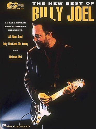 9780793536153: The New Best of Billy Joel (Easy Guitar)