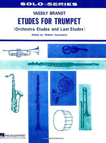 9780793536184: Etudes for Trumpet: Orchestra Etudes and Last Etudes