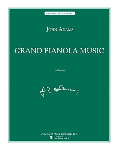 9780793536283: GRAND PIANOLA SCORE FULL SCORE